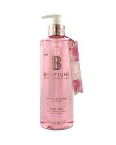 Boutique Cherry Blossom & Peony Hand Wash 500ml