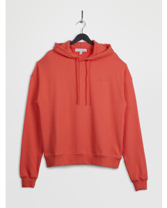 Oversized Unisex Hoodie Orange