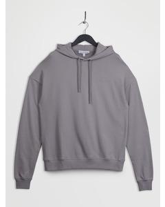 Oversized Unisex Hoodie Grey