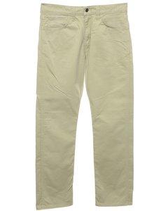 1990s Light Green Levi's Jeans