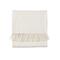 Aurora Spring Wool Scarf-shell White