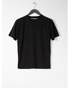 Devore Stars T-shirt Black