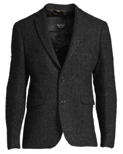 Tailored Jacket Black