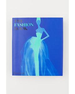 The Fashion Book Blå