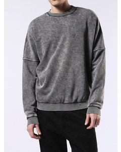 S-kalb Felpa Sweatshirt Black