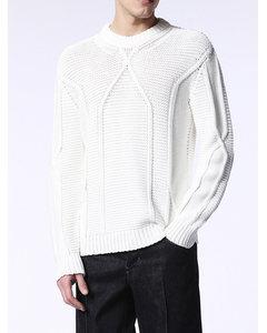 K-miller Pullover Vapourous Gray