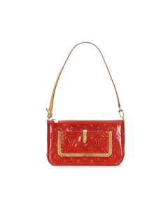 Louis Vuitton Vernis Mallory Red