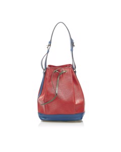 Louis Vuitton Epi Tricolor Noe Red