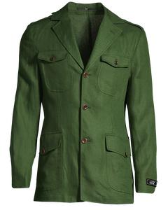 Roger Safari Jacket Green