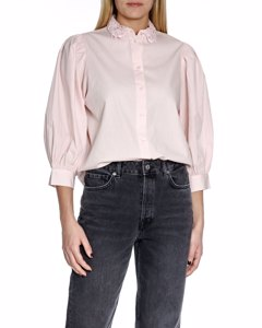 Selected Femme Blus  Romance Primrose Pink
