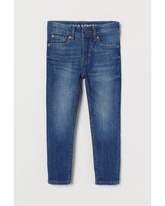 Superstretch Skinny Fit Jeans Blau