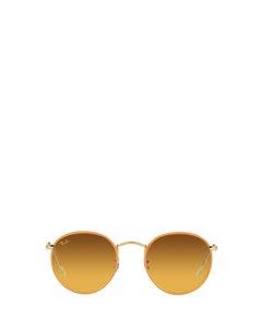Rb3447jm Orange On A Legend Gold Solglasögon
