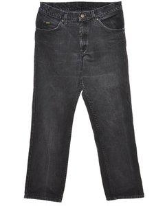 2000s Black Lee Jeans