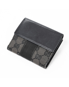 Small Compact Flap Wallet