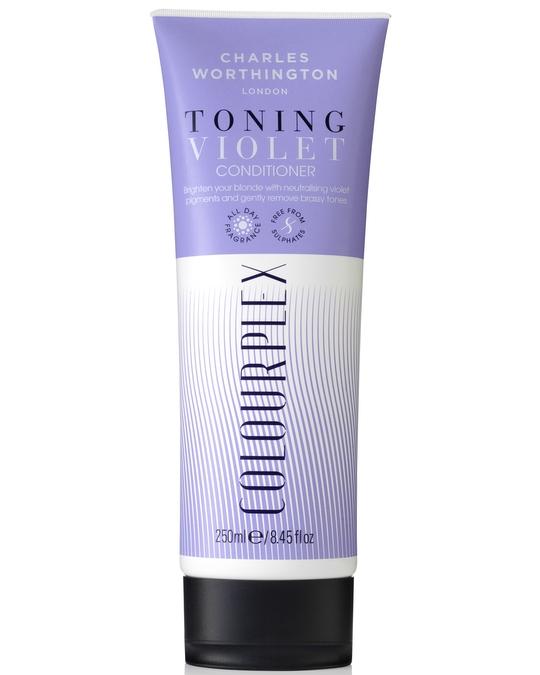Charles Worthington Colourplex Toning Violet Conditioner