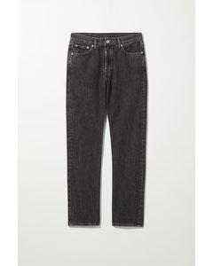 Wire High Straight Jeans Nova Black
