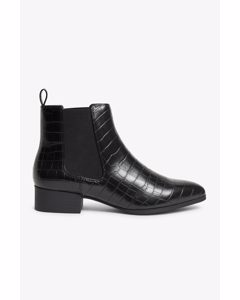 Chelsea Ankle Boots Black