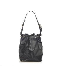 Louis Vuitton Epi Noe Black
