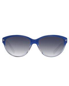 Dsquared2 Mint Women Blue Sunglasses Dq0147 92w 57-16-145 Mm