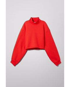 Alysia Sweatshirt Red
