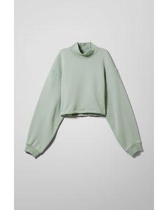 Alysia Sweatshirt Light Green