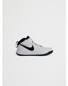 Nike Team Hustle D 9 B White/black-volt