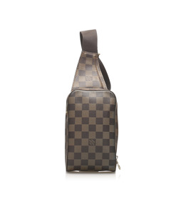 Louis Vuitton Damier Ebene Geronimos Brown