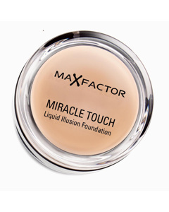 Max Factor Miracle Touch Foundation 40 Cream Ivory