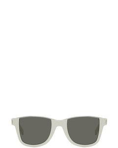 Sl 51 Cut Ivory Solglasögon