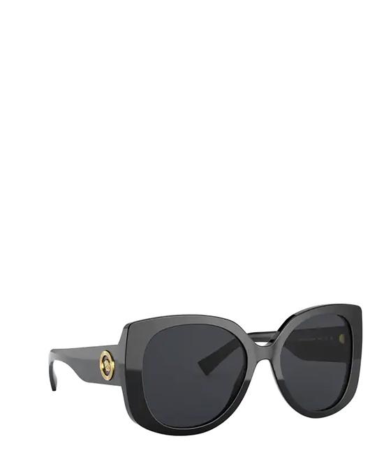 VERSACE Ve4387 Black Sunglasses