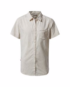 Craghoppers Womens/ladies Nosilife Vanna Short Sleeved Shirt