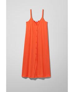 Prue Dress Orange