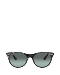 Rb2185 Grey Havana Zonnenbrillen