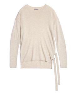 Molly Strap Knit Sand Beige
