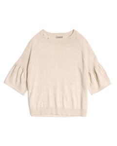 Molly Star Knit Sand Beige