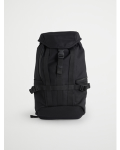 M. Wool Utility Backpack Black