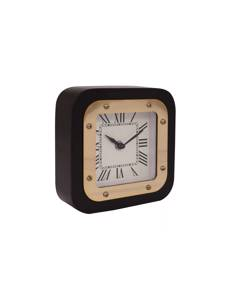 Table Clock Moments 625 gold / black