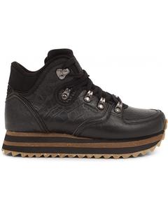 Boots Mille Croco Shiny Plateau