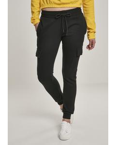Damen Ladies Cargo Sweat Pants