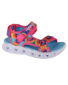 Skechers > Skechers Heart Lights Sandal Color Groove 302160L-HPMT