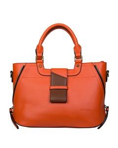 Handtasche Goldie (orange)