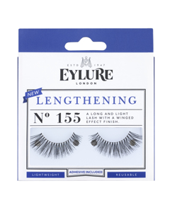 Eylure Lashes 155 Lenghtening Clear
