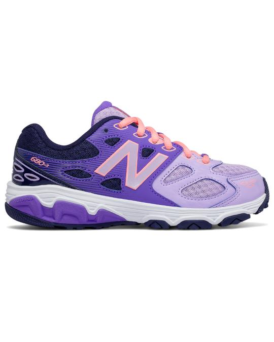 New Balance K_680v3 Purple