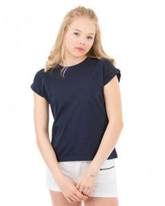 Vania Ss Tee Blå
