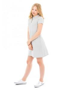 Eleni Dress Grå