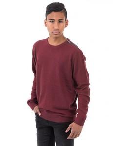 Boys Pullover Röd