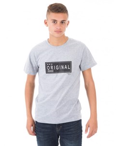 Original Stars Ss Tee Grå