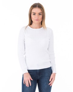 Victory Cable Knit Vit