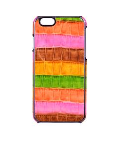 Iphone 6/6s Crocodile Rainbow Hippie