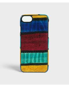 Iphone 6/6s/7/8 Streaky Burgundy